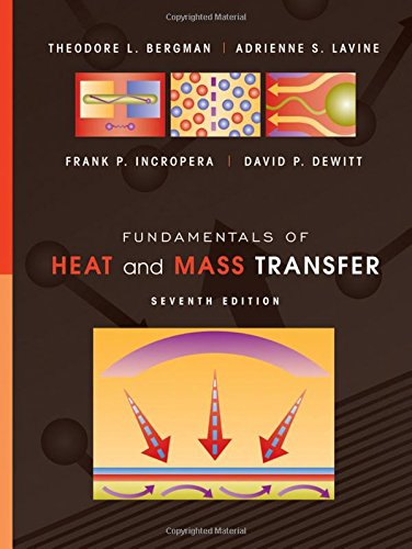 9780470501979: Fundamentals of Heat and Mass Transfer