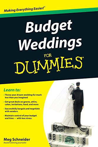 9780470502099: Budget Weddings For Dummies