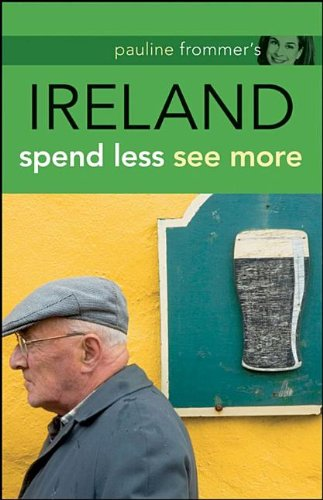 9780470502969: Pauline Frommer's Ireland
