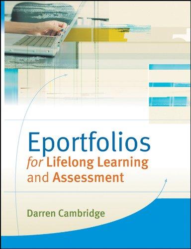 9780470503768: Eportfolios for Lifelong Learning and Assessment