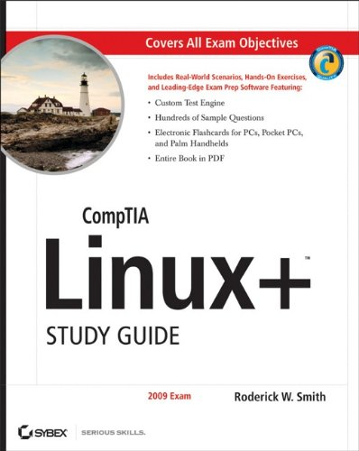 9780470503843: CompTIA Linux+ Study Guide: 2009 Exam