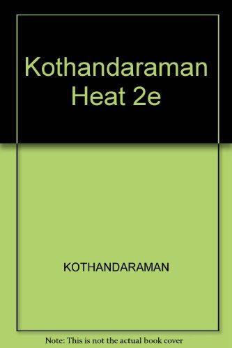9780470504703: Heat and Mass Transfer Data Book