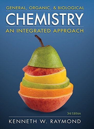 9780470504765: General Organic and Biological Chemistry