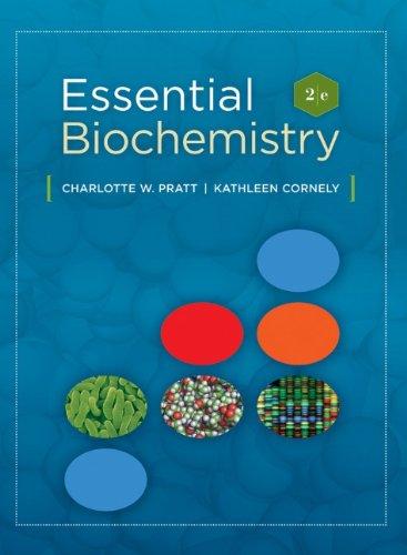 9780470504772: Essential Biochemistry