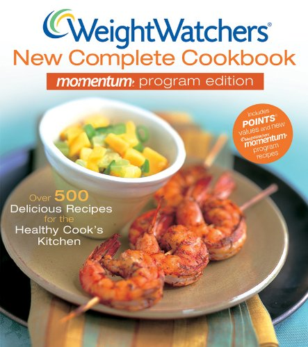 9780470504918: Weight Watchers New Complete Cookbook: Momentum Program Edition