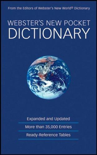 9780470504932: Webster's New Pocket Dictionary