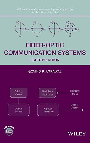 9780470505113: Fiber-Optic Communication Systems