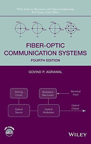 9780470505113: Fiber-Optic Communication Systems