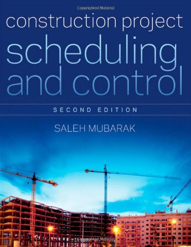 9780470505335: Construction Project Scheduling and Control