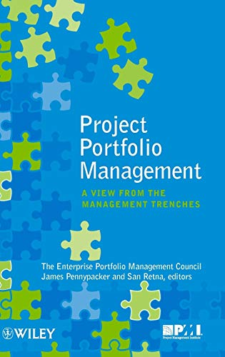 9780470505366: Project Portfolio Management: A View from the Management Trenches