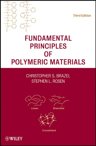 Fundamental Principles of Polymeric Materials: Brazel, Christopher S.