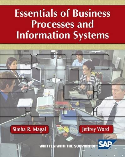 9780470505694: Essentials of Business Processes and Information Systems 1e + WileyPLUS Registration Card (Wiley Plus Products)