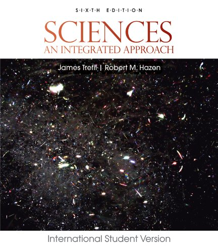 9780470505816: The Sciences: An Integrated Approach