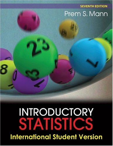 9780470505830: Introductory Statistics