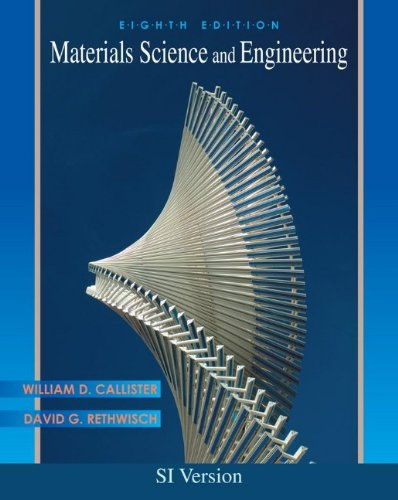 9780470505861: Materials Science and Engineering , International Student Version , 8th Edi