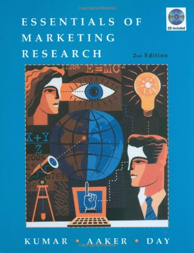 9780470506325: Essentials of Marketing Research