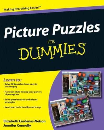 Picture Puzzles For Dummies: Elizabeth J. Cardenas-Nelson,