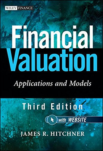 9780470506875: Financial Valuation, + Website: Applications and Models