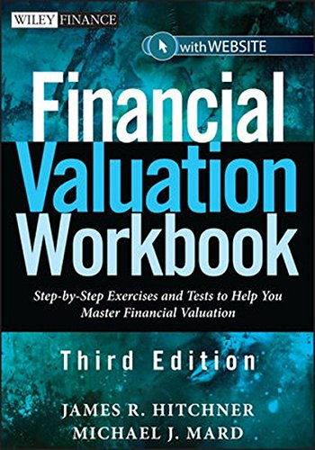 9780470506882: Financial Valuation Workbook: Step-by-Step Exercises and Tests to Help You Master Financial Valuation