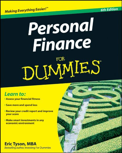 9780470506936: Personal Finance For Dummies