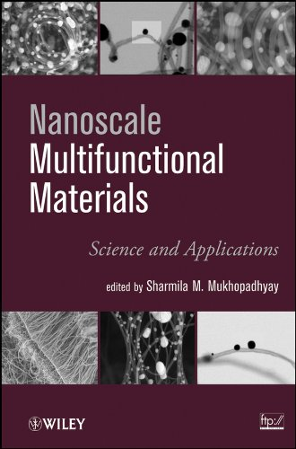 9780470508916: Nanoscale Multifunctional Materials: Science and Applications