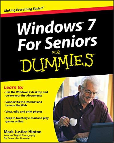 9780470509463: Windows 7 For Seniors For Dummies