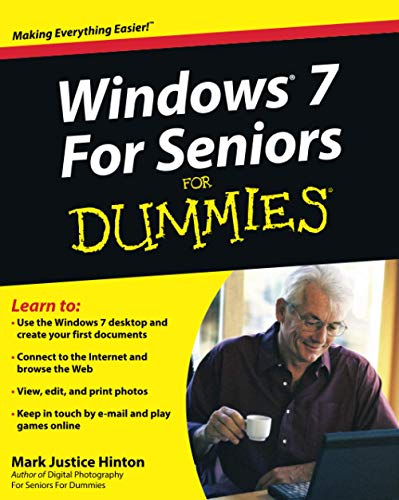9780470509463: Windows 7 For Seniors For Dummies