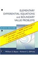 9780470509814: Elementary Differential Equations and Boundary Value Problems, Ninth Edition Binder Ready Version with Binder Set