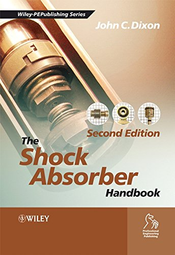 9780470510209: The Shock Absorber Handbook (Wiley-professional Engineering Publishing Series)