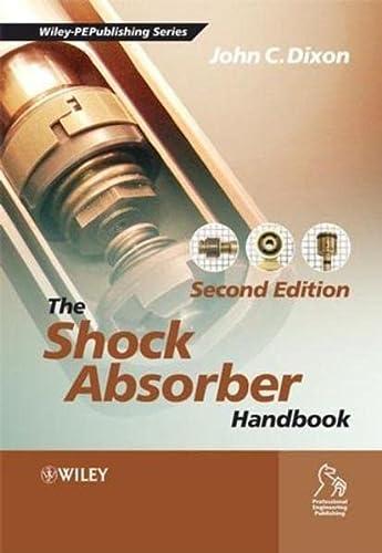 9780470510209: The Shock Absorber Handbook (Wiley-Professional Engineering Publishing Series)