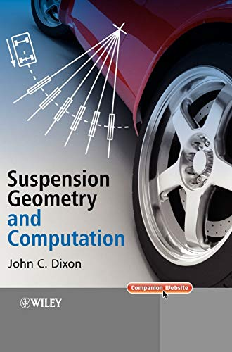 Suspension Geometry and computation (0470510218) by John Dixon