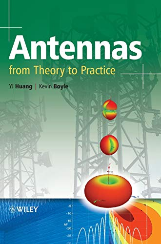 9780470510285: Antennas: From Theory to Practice