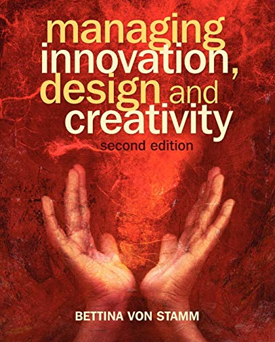 9780470510667: Managing Innovation, Design and Creativity