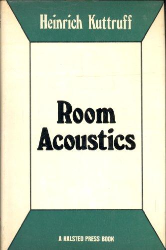 9780470511053: Room acoustics