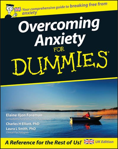 9780470511763: Overcoming Anxiety For Dummies