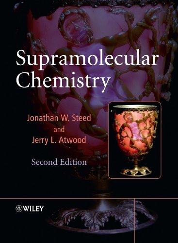Supramolecular Chemistry: Jonathan W. Steed;