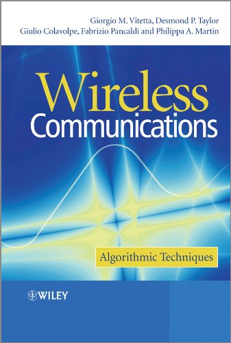 9780470512395: Wireless Communications: Algorithmic Techniques