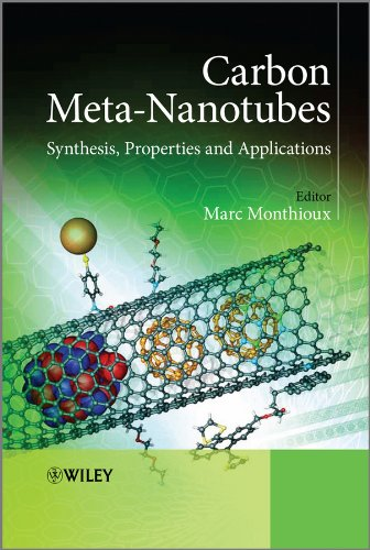 9780470512821: Carbon Meta-Nanotubes: Synthesis, Properties and Applications