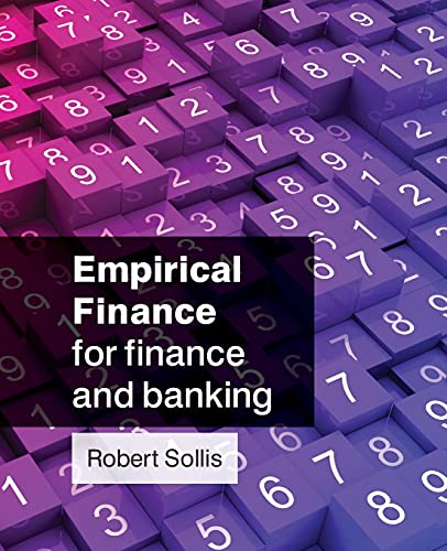 9780470512890: Empirical Finance for Finance and Banking