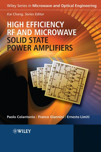 9780470513002: High Efficiency RF and Microwave Solid State Power Amplifiers