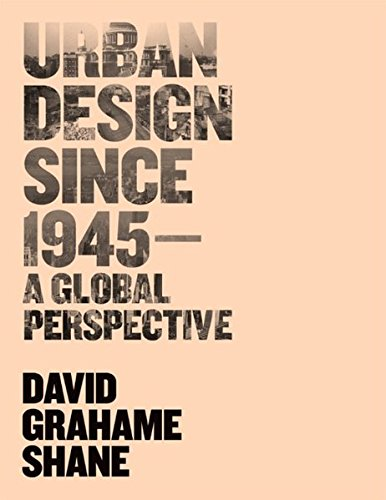 9780470515266: Urban Design Since 1945: A Global Perspective