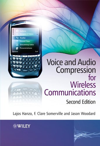Voice And Audio Compression For Wireless Communications By