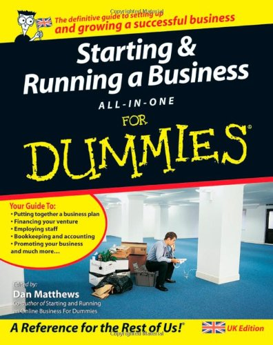 9780470516485: Starting and Running a Business All-in-One For Dummies