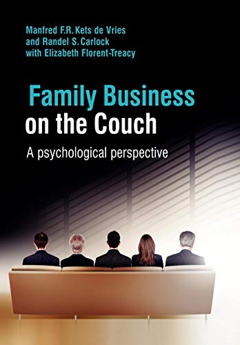 9780470516713: Family Business on the Couch: A Psychological Perspective