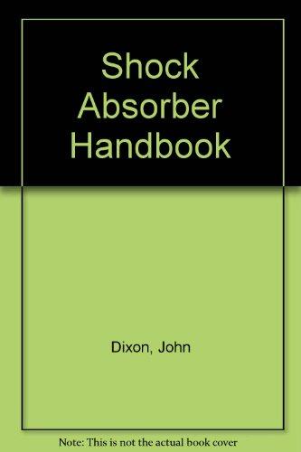9780470517000: Shock Absorber Handbook