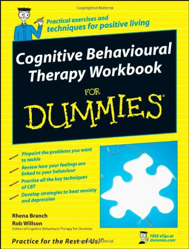 9780470517017: Cognitive Behavioural Therapy Workbook for Dummies