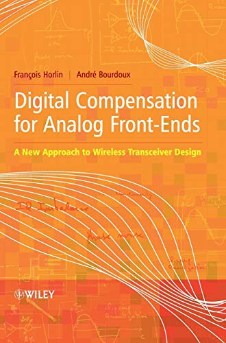 9780470517086: Digital Compensation for Analog Front-Ends: A New Approach to Wireless Transceiver Design