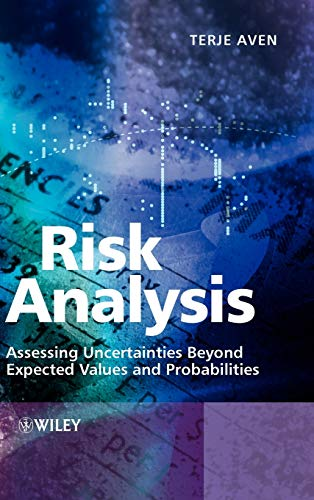 9780470517369: Risk Analysis: Assessing Uncertainties Beyond Expected Values and Probabilities