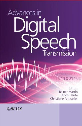 9780470517390: Advances in Digital Speech Transmission