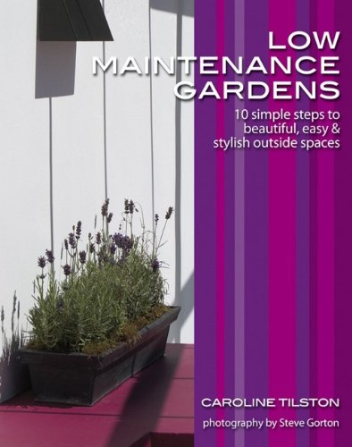 9780470517512: Low-Maintenance Gardens: 10 simple steps to beautiful, easy and stylish outside spaces